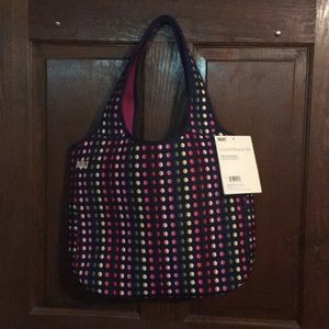 Women's Essential Neoprene Tote Bag: Dot NEW